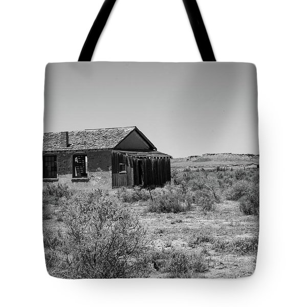 Desert Home Past Tote Bag