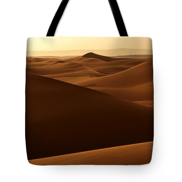 Desert Impression Tote Bag