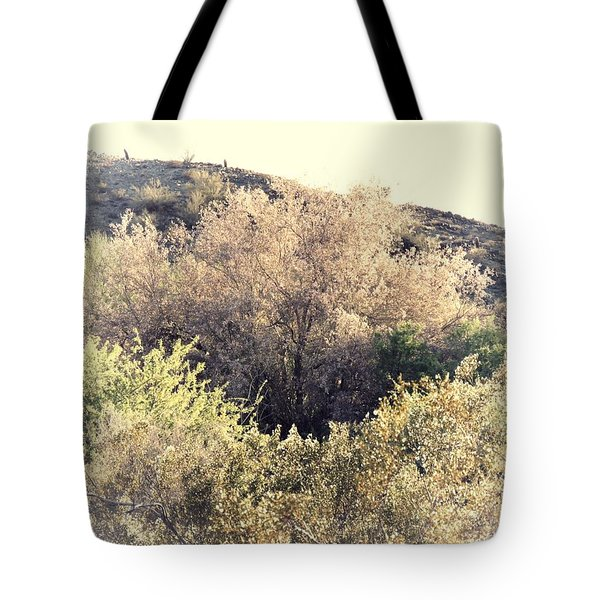 Desert Ironwood Afternoon Tote Bag