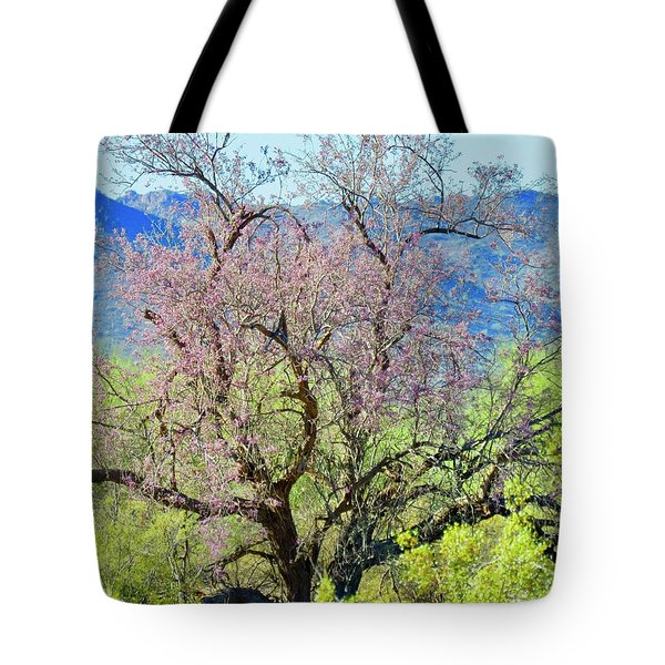 Desert Ironwood Beauty Tote Bag