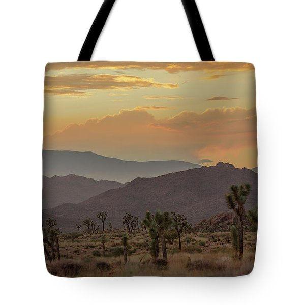 Desert Magic Tote Bag