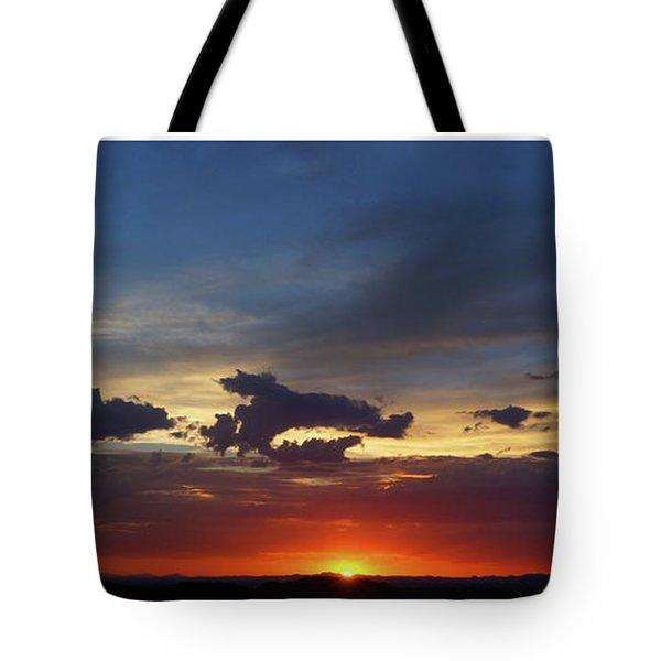 Desert Memories Tote Bag