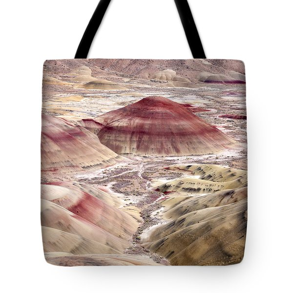 Desert Palette Tote Bag by Mike  Dawson