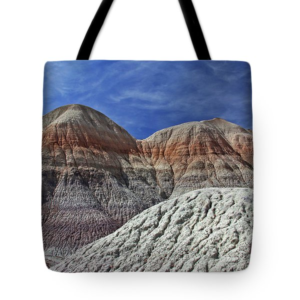 Tote Bag featuring the photograph Desert Pastels by Gary Kaylor