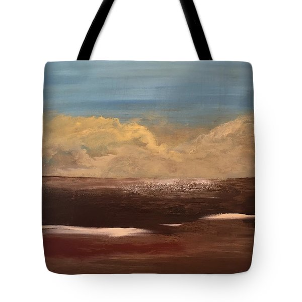 Desert Sands Tote Bag