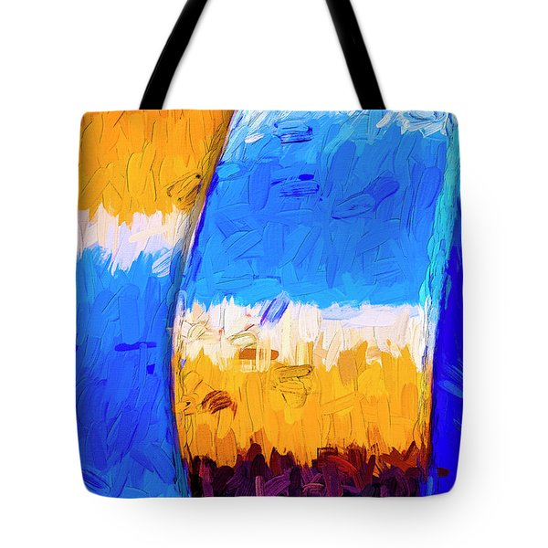 Tote Bag featuring the photograph Desert Sky 3 by Paul Wear