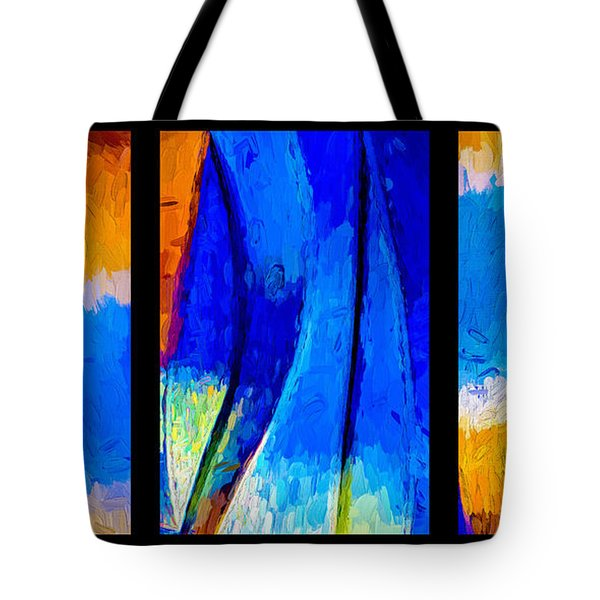 Tote Bag featuring the photograph Desert Sky by Paul Wear