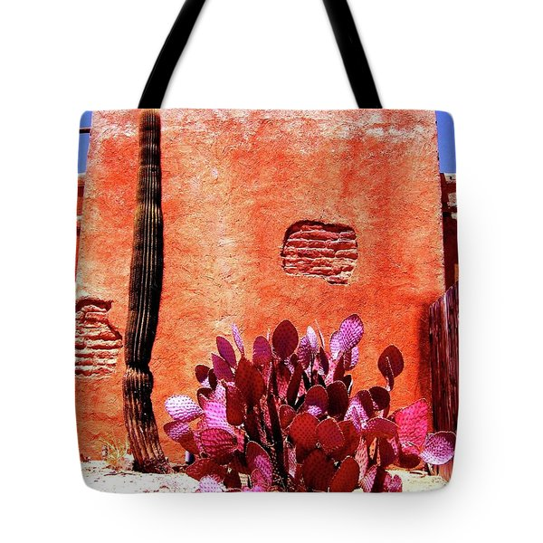 Desert Solace Tote Bag