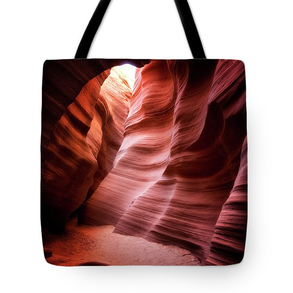 Desert Southwest Underworld Tote Bag by Nicki Frates
