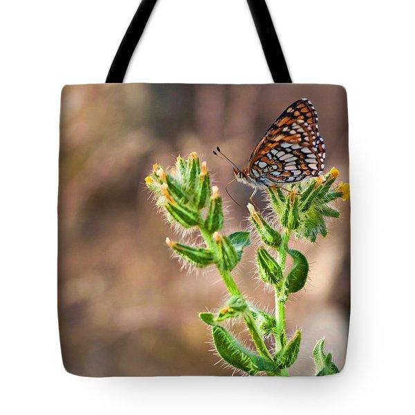 Desert Spring Life Tote Bag