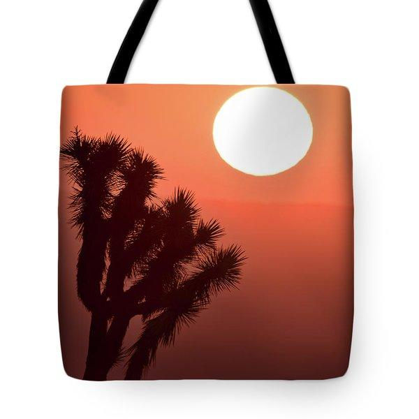Desert Sunrise Tote Bag