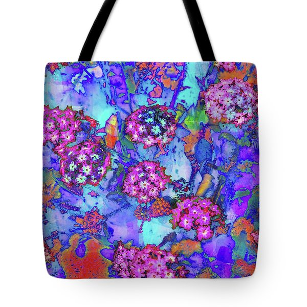 Tote Bag featuring the photograph Desert Vibe Bloom by Michael Hope