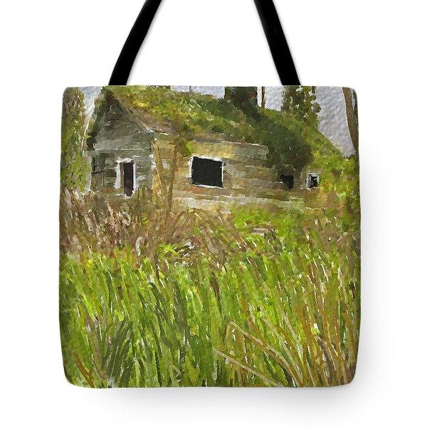Deserted Tote Bag by Dale Stillman