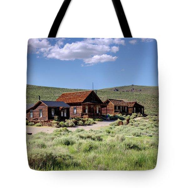 Deserted Dwellings Tote Bag