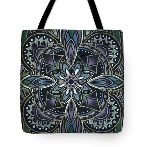Design 22c Tote Bag by Suzanne Schaefer