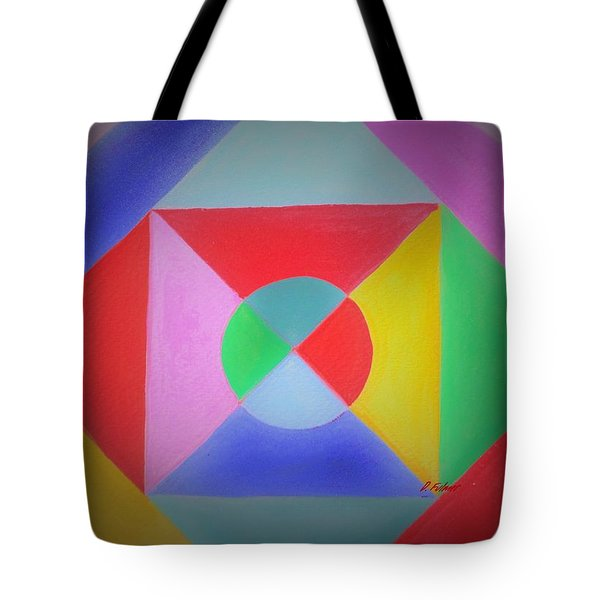Design Number One Tote Bag