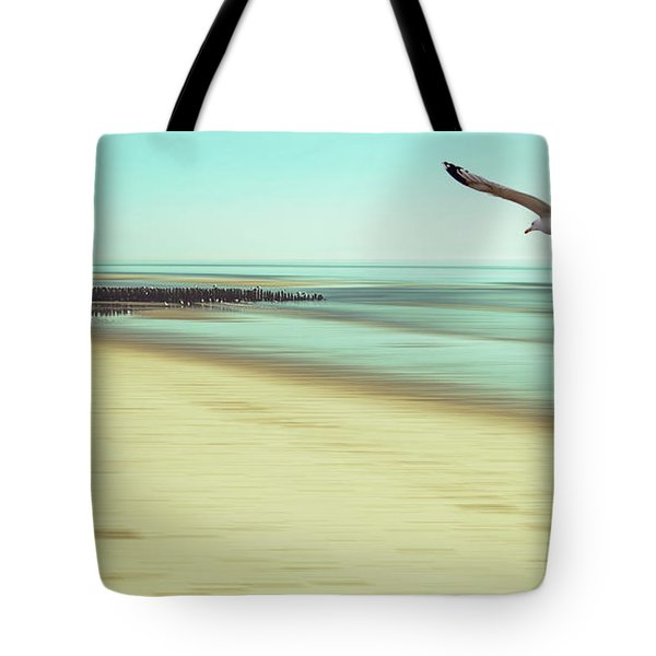 Tote Bag featuring the photograph Desire Light Vintage2 by Hannes Cmarits