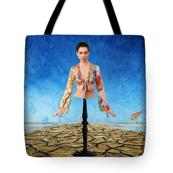 Desire No. 11 Tote Bag