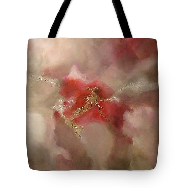 Tote Bag featuring the painting Desire by Tamara Bettencourt