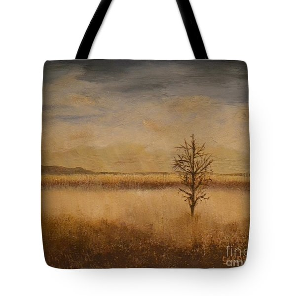 Desolation Tote Bag