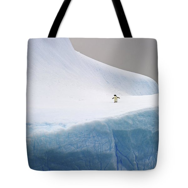 Desolation... Tote Bag by Nina Stavlund
