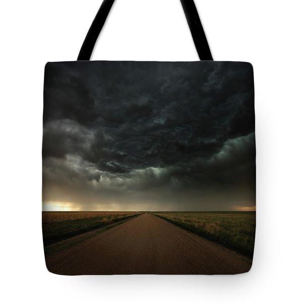Desolation Road Tote Bag