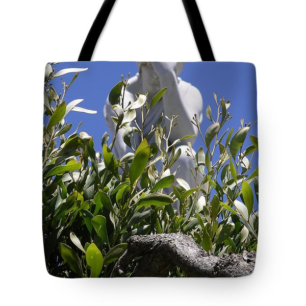 Tote Bag featuring the photograph Despair by Cynthia Marcopulos