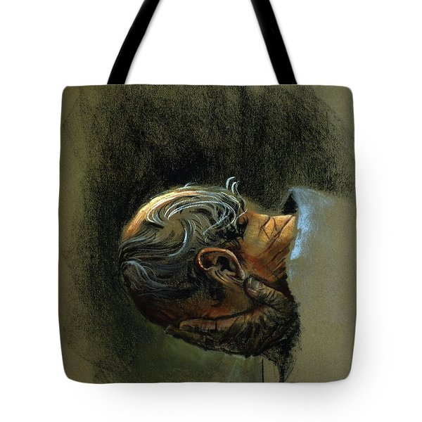 Despair. Why Are You Downcast? Tote Bag