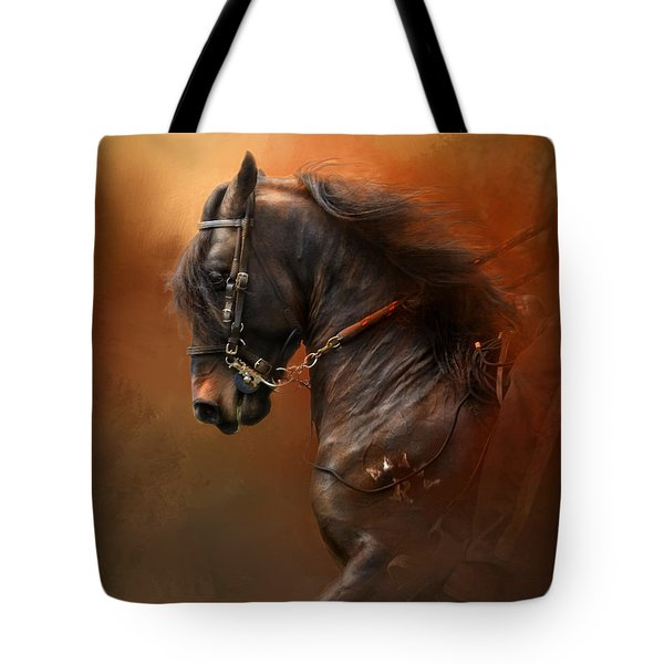 Desparate' Tote Bag by Kathy Russell