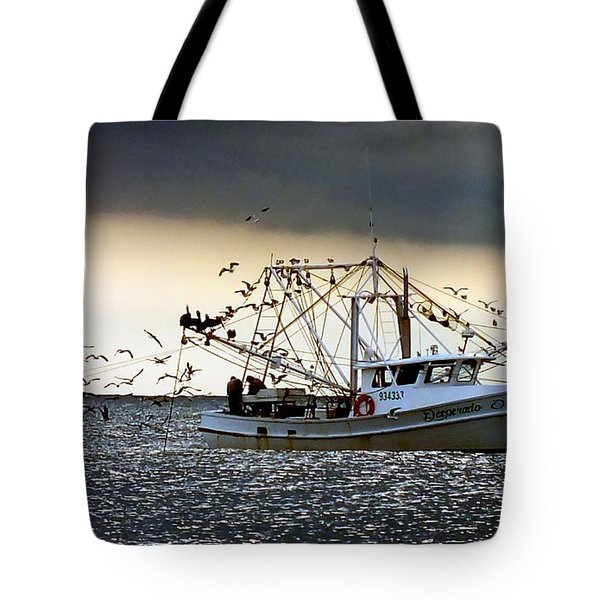 Desperado  Tote Bag by Christy Ricafrente