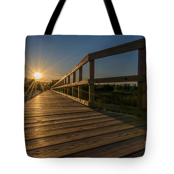 Destination Tote Bag by Brian Wright