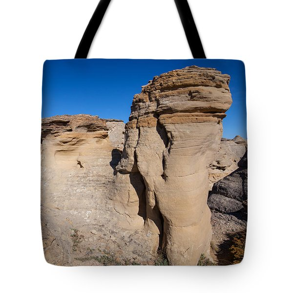 Tote Bag featuring the photograph Destination Hoodoos by Fran Riley