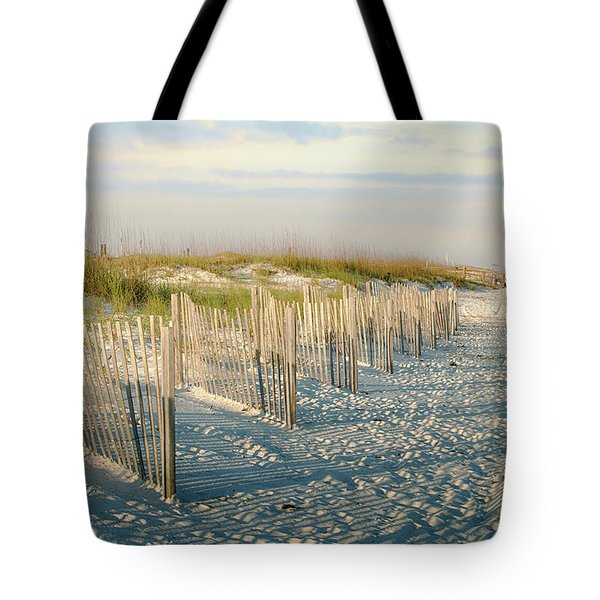 Destination Serenity Tote Bag