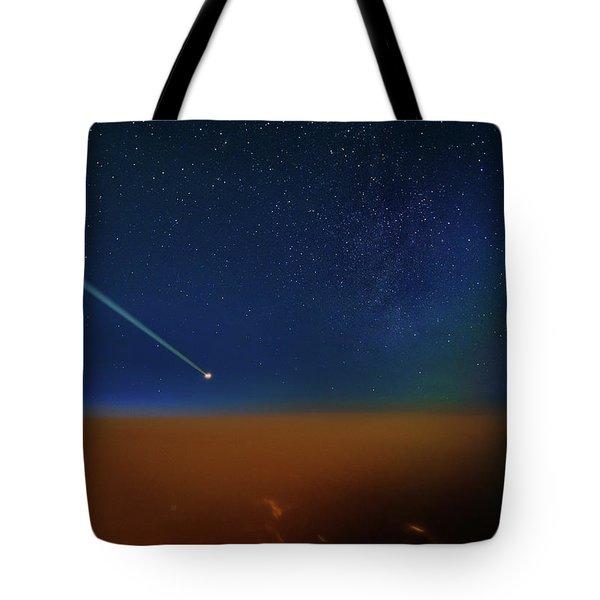 Destination Universe Tote Bag