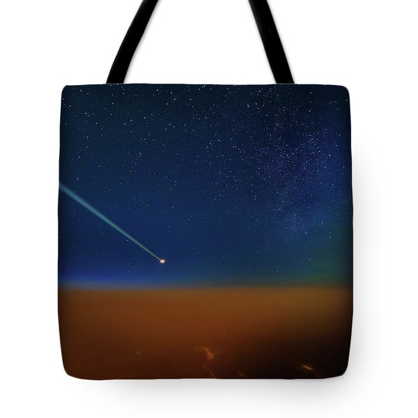 Destination Universe Tote Bag
