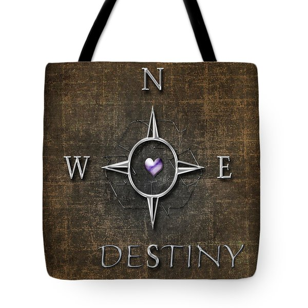 Destiny Tote Bag by Linda Prewer