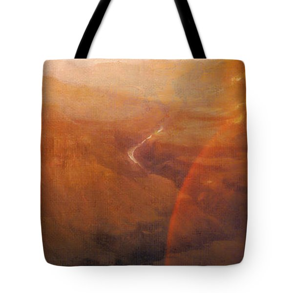 Destiny Of The Lonesome Dreamer Tote Bag