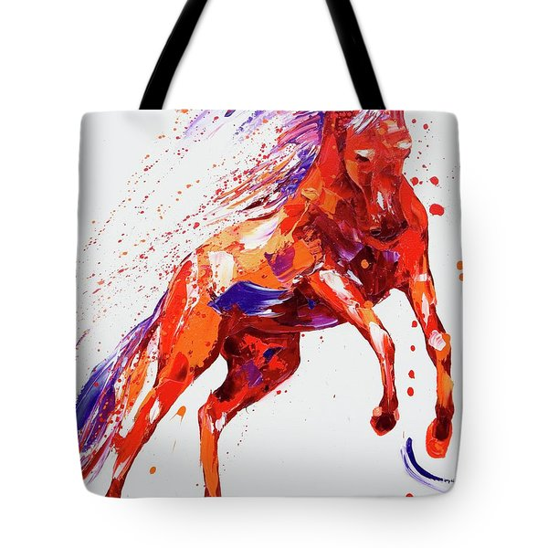 Destiny Tote Bag by Penny Warden