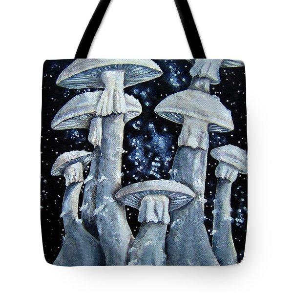 Destroying Angels Tote Bag