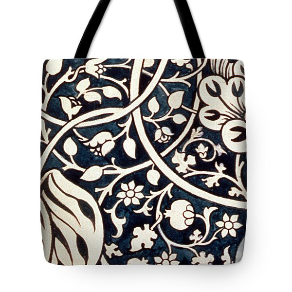 Detail Design For Avon Chintz Tote Bag