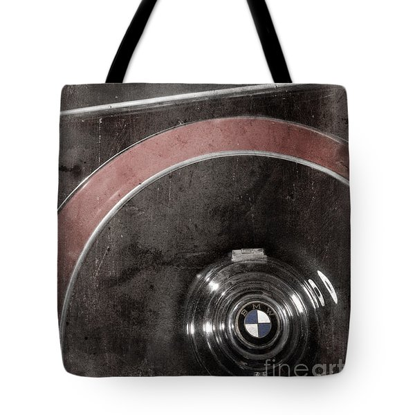 Tote Bag featuring the photograph Detail Of A Vintage Car. by Andrey  Godyaykin