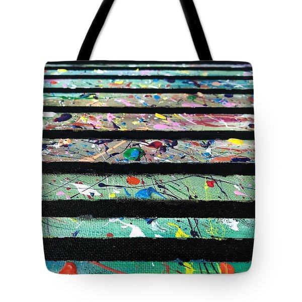 Detail Of Agoraphobia  Tote Bag