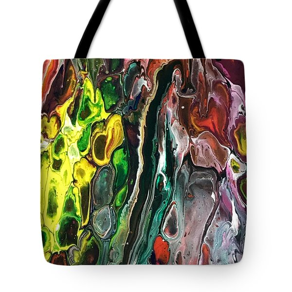 Detail Of Auto Body Paint Technician 5 Tote Bag