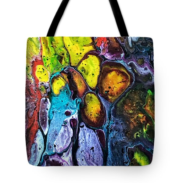 Detail Of Auto Body Paint Technician 6 Tote Bag