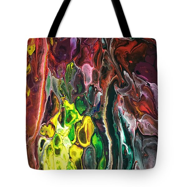 Detail Of Auto Body Paint Technician  Tote Bag