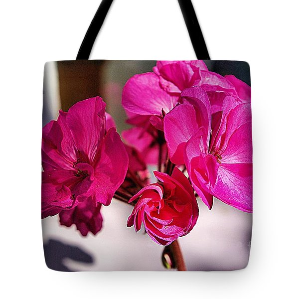 Details In Pink  Tote Bag