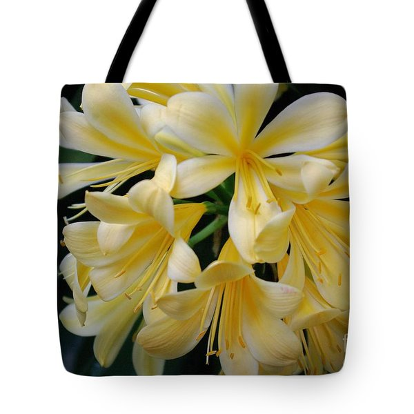 Details In Yellow And White Tote Bag by John S