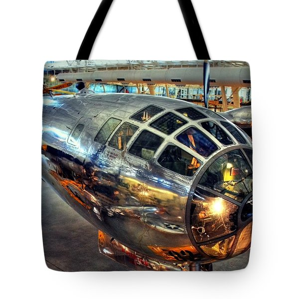 Deter It Tote Bag by Mitch Cat