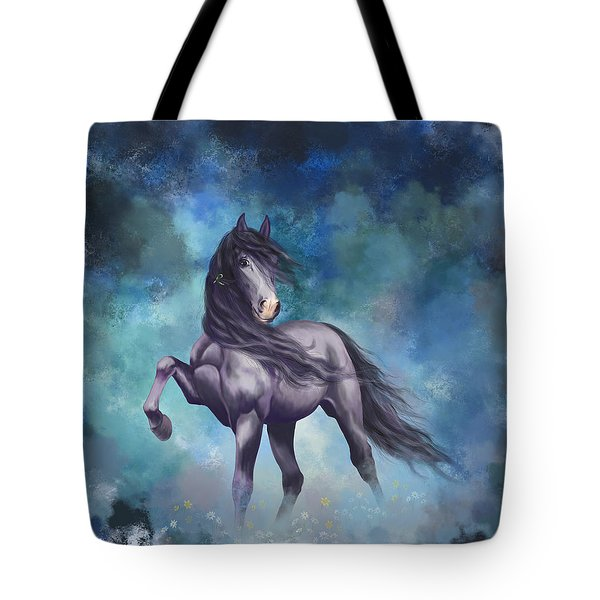 Determination Tote Bag by Kate Black