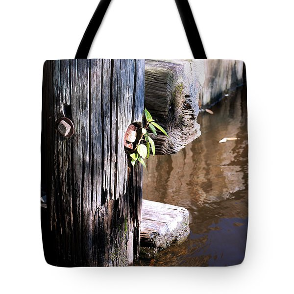 Determination Tote Bag by Rebecca Davis
